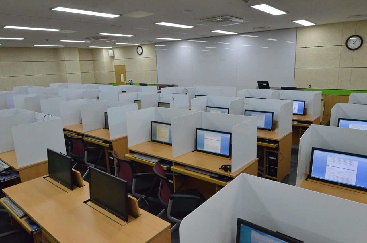 2층 정보화 교육장 사진